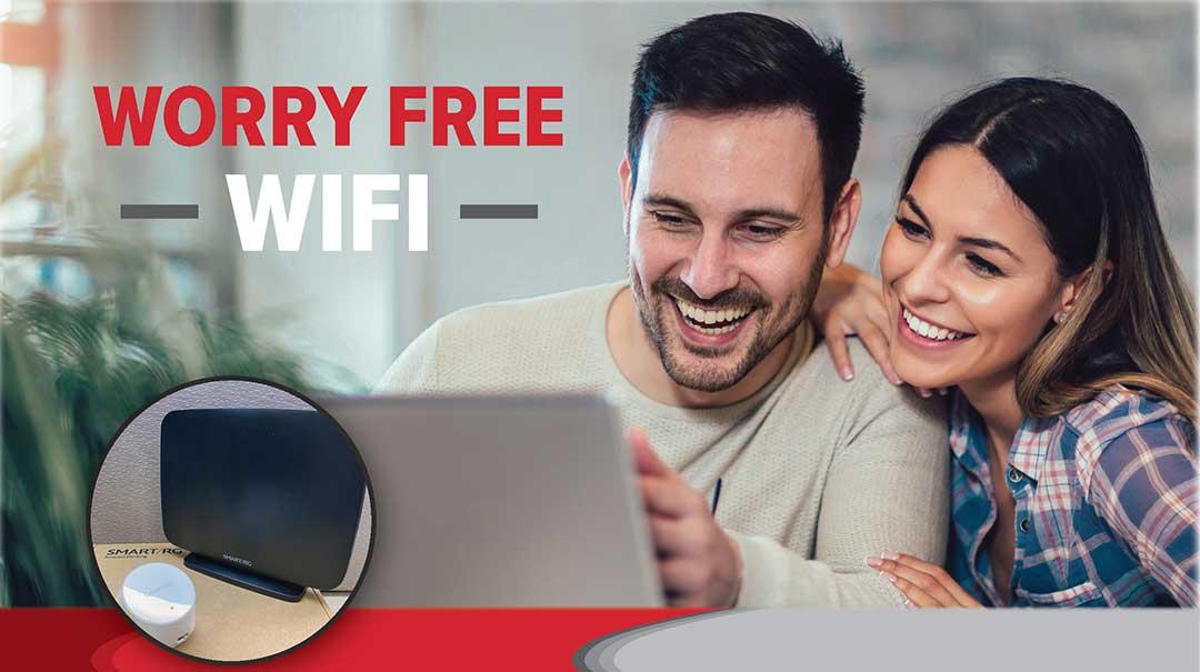 Worry Free WIFI